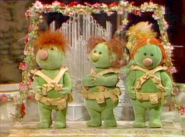 fraggle rock doozers