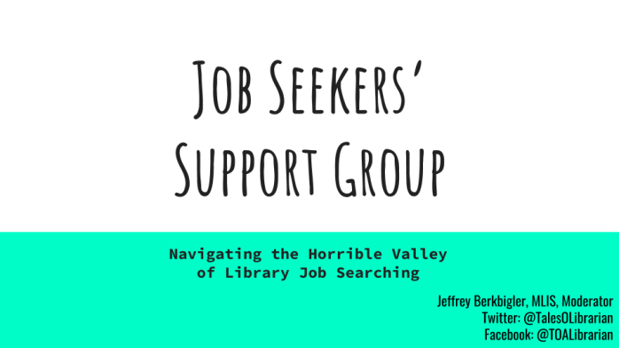 JobSeekersSupportGroup