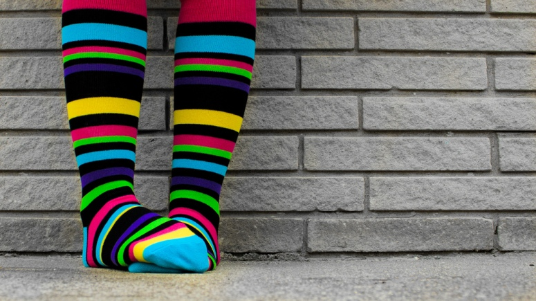 stripy-socks