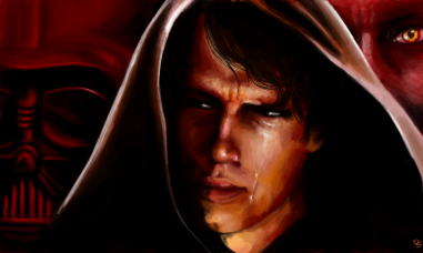 anakin skywalker fan art